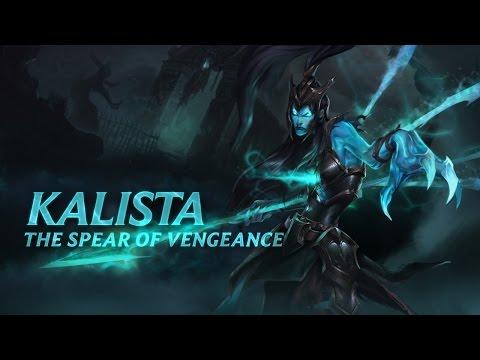 Kalista: Champion Spotlight | Gameplay - League of Legends