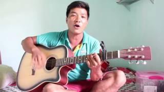 Đếm Ngày Xa Em - Guitar - Cover by Ngô Núi cực hay