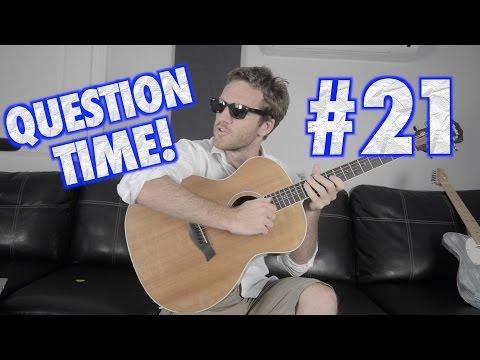 Question Time! Bassists, Riffs and Richie Kotzen