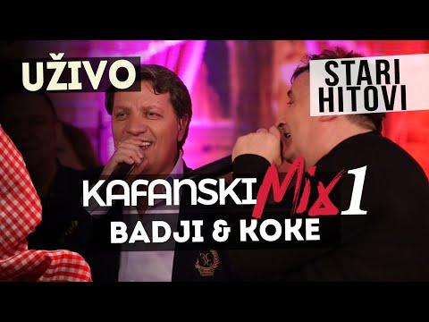 BADJI & KOKE - KAFANSKI MIX 1 | 2021 | UZIVO | OTV VALENTINO