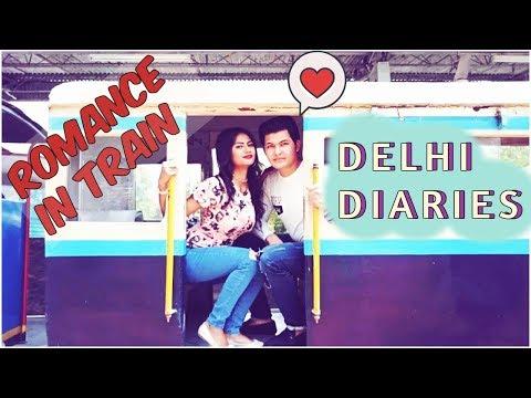 Toy Train at National Rail Museum| New Delhi | Ranji and Aman