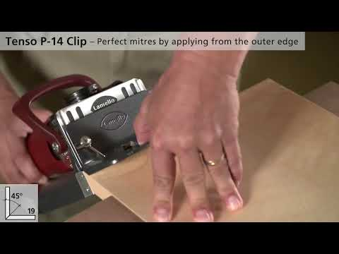 Tenso P 14 – Gluing Aid Without Clamps Or Pressure