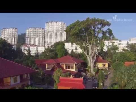 Lost Paradise Resort HD Video