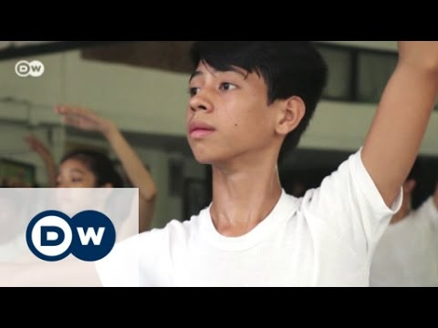 Dancing out of poverty - ballet in Manila | DW Reporter