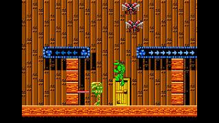 Geki Kame Ninja Den (Famicom Version) AKA: → Teenage Mutant Ninja T...