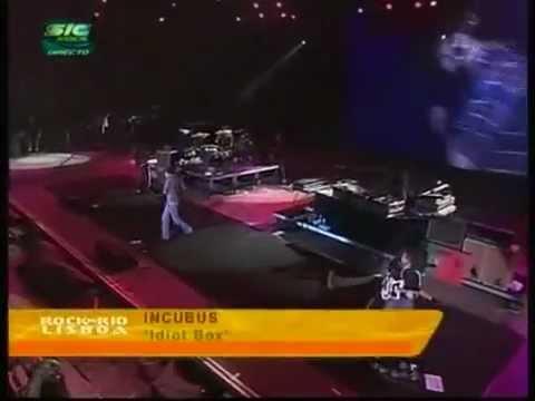 Incubus - Idiot Box (LIVE)