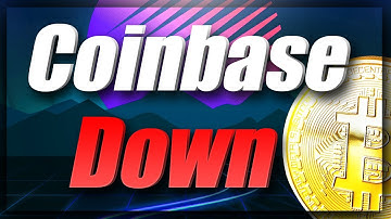 Coinbase Falling Down, AGAIN - Bitcoin Overload Before Halving Event!