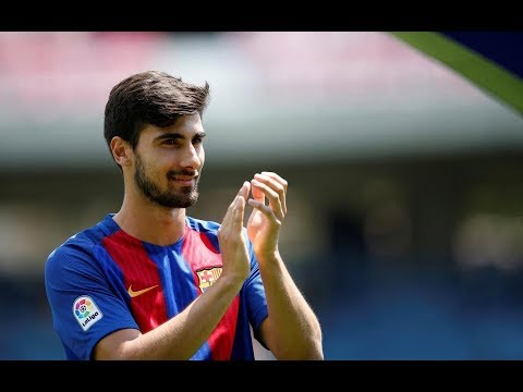 Andre Gomes vs Espanyol. Highlights Tactical and technical analysis 9/9/17