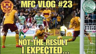 NOT THE RESULT I EXPECTED... - MFC Vlog #23 - Motherwell vs Celtic