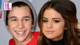 Selena Gomez Dating Austin Mahone!?