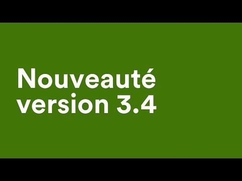FMI - Nouveautés version 3.4
