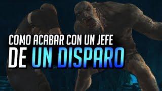 Video de DE UN SOLO DISPARO ACABO CON UN JEFE | RESIDENT EVIL 4 ( BERSGAMER )