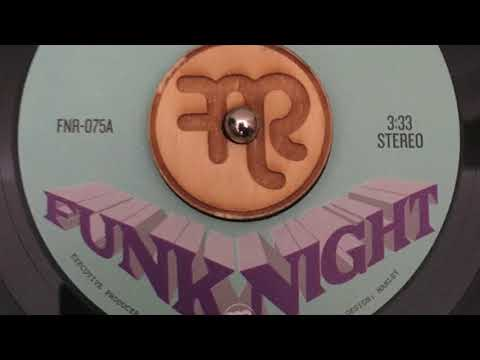 """The Soul Surfers """"My Crew (Doe)"""" Funk Night Records 45 (FNR 075-A)"""