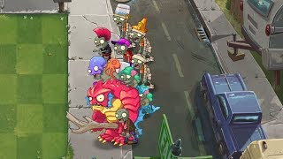 [Let's Play a Game] Plants vs. Zombies 2 / Epic Quest: Apple Mortar! / Step. 3-4   No. #392
