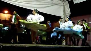Ballet Folklorico Gustavo Vaquera (SEC)