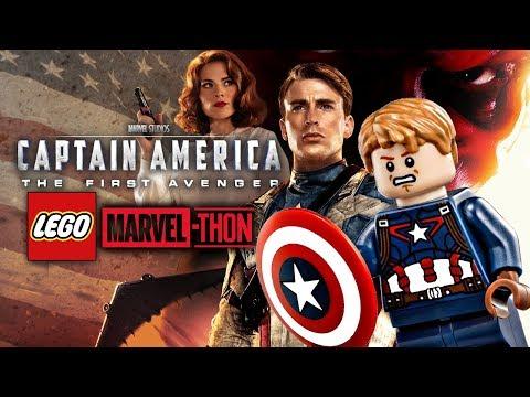 Captain America: The First Avenger - LEGO Marvel-thon!