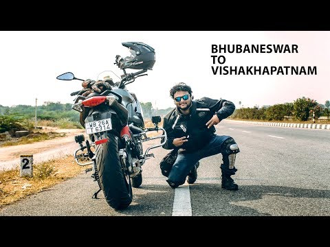 Bhubaneswar to Visakhapatnam ! Roadtrip United |