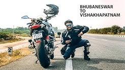 Bhubaneswar to Visakhapatnam ! Roadtrip United |