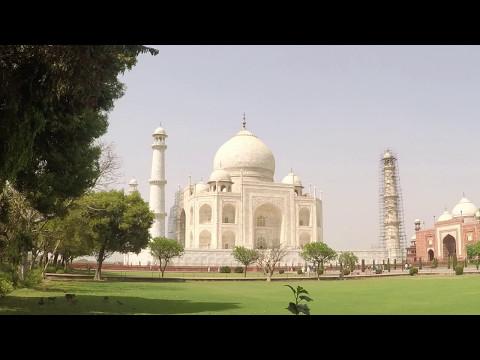 Agra - GoPro Hero 5 Black as a travel camera