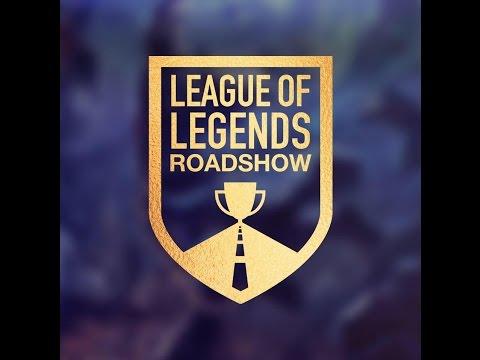 WiLD vs THR (BO5) 5.   Samsung League of Legends Roadshow   Debrecen  