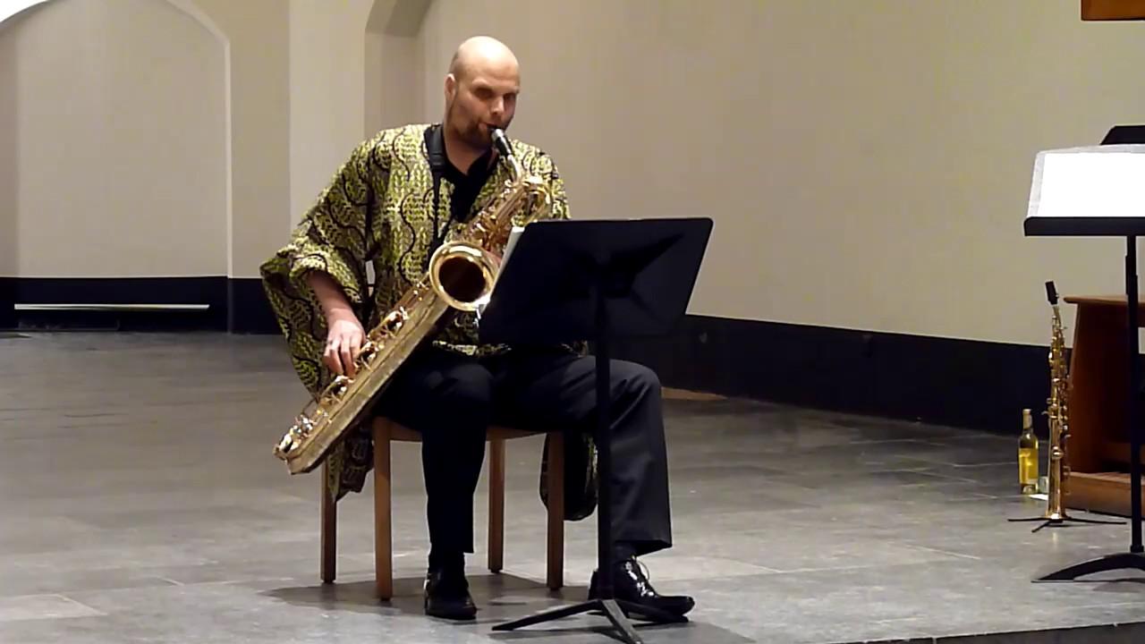 Ties Mellema plays Johann Sebastian Bach, 1st Cello Suite