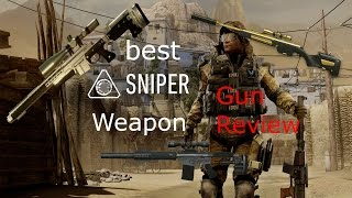 Warface: Top 3 Sniper Guns by .S.W.I.S.S.