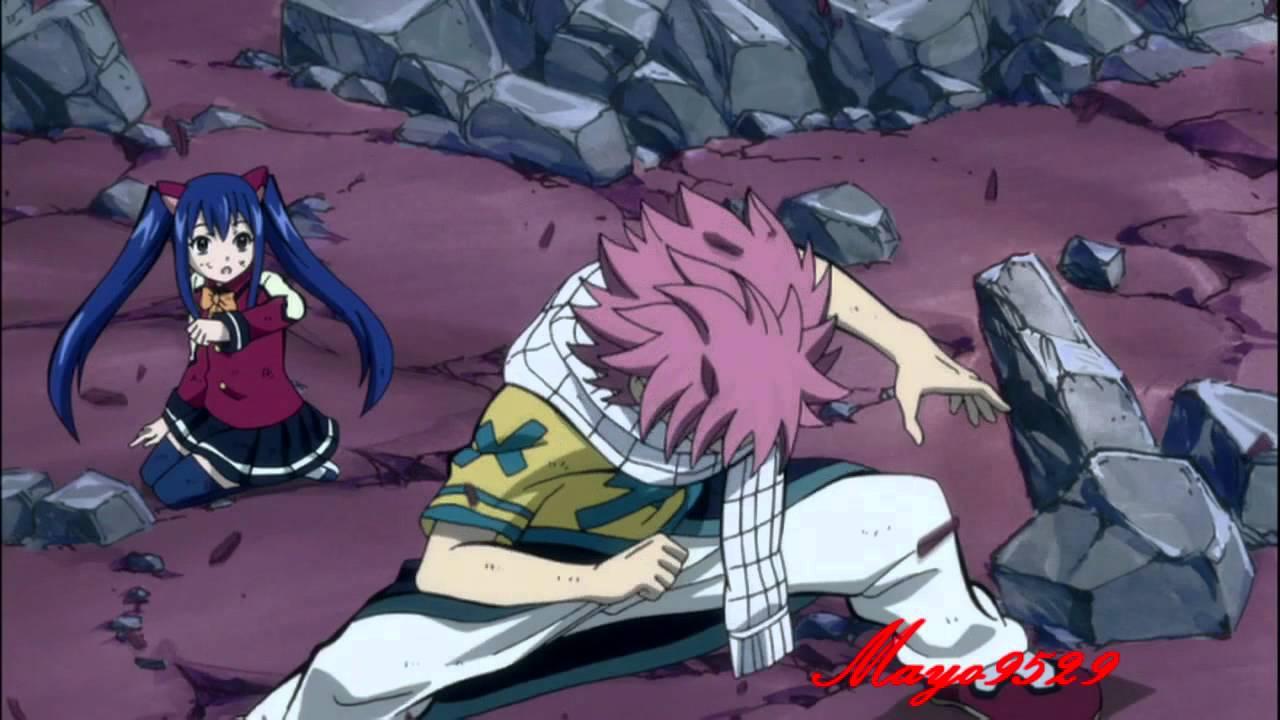 Fairy Tail AMV - Natsu, Gajeel & Wendy VS Droma Anim