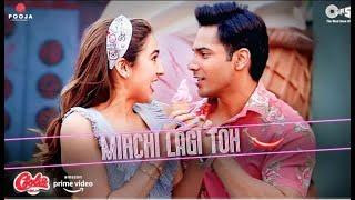 Mirchi Lagi Toh - Coolie No.1| VarunDhawan, SaraAli Khanl Alka Yagnik, Kumar Sanu, Lijo, Dj Chetas