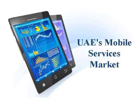UAE's Mobile Services Market Reports