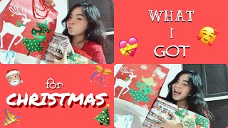 WHAT I GOT FOR CHRISTMAS + HAPPY 20k SUBS! 💕 || Ph...