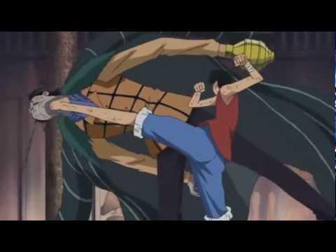 Luffy AMV ~ Till I Collapse [HD]