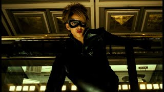 Download Video Best movie scenes - Catwoman (2004) - The leathersuit-bikedrivingscene (1080 HD) MP3 3GP MP4