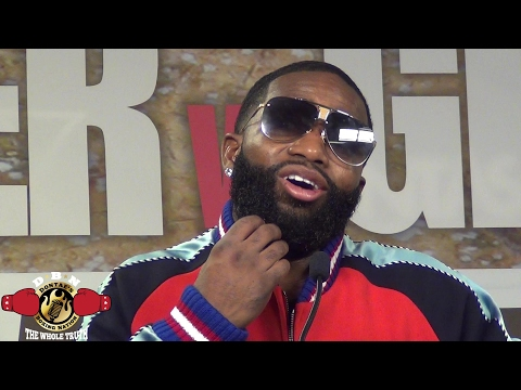 BRONER REVEALS WHY FLOYD MAYWEATHER DIDNT SHOW UP TO THE FIGHT