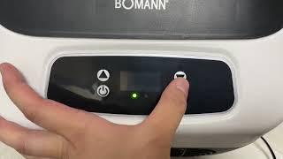 보만 CB2410N 차량용 냉장고 제어부