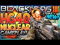 "NEW ""HG-40 NUCLEAR"" GAMEPLAY! BO3 ""HG40"" DLC WEAPON ""NUCLEAR"" GAMEPLAY! (Black Ops 3 NEW DLC Guns)"
