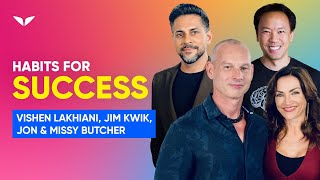 These 3 Authors' Morning Habits Will Change Your Life | Vishen Lakhiani | John Butcher | Jim Kwik