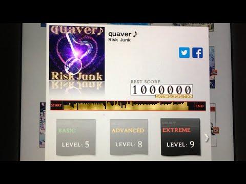 jubeat plus】quaver♪[EXT]EXC 60fps - YouTube