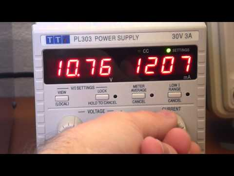 Variable bench power supply review / buyers guide / tutorial  - Thurlby Thandar PL303