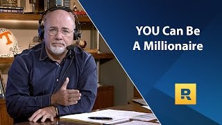 YOU Can Be A Millionaire - Dave Rant