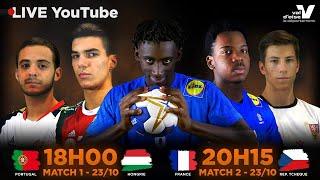 DAY 1 I TIBY Handball U18M 2019