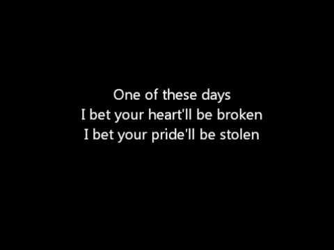 Foo Fighters - These Days Lyrics | MetroLyrics