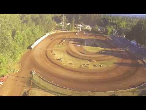 Cottage Grove Speedway sprint cars