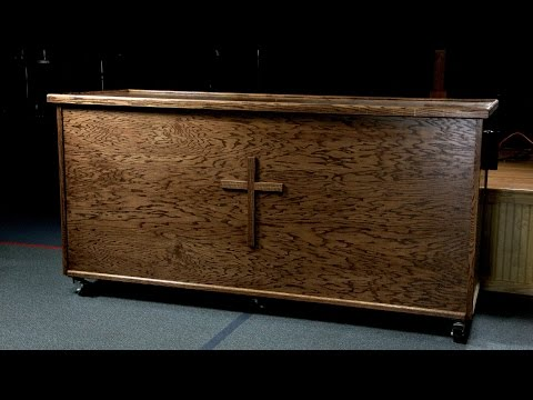 Portable Baptistry | Baptismal By Church Outlet, Inc