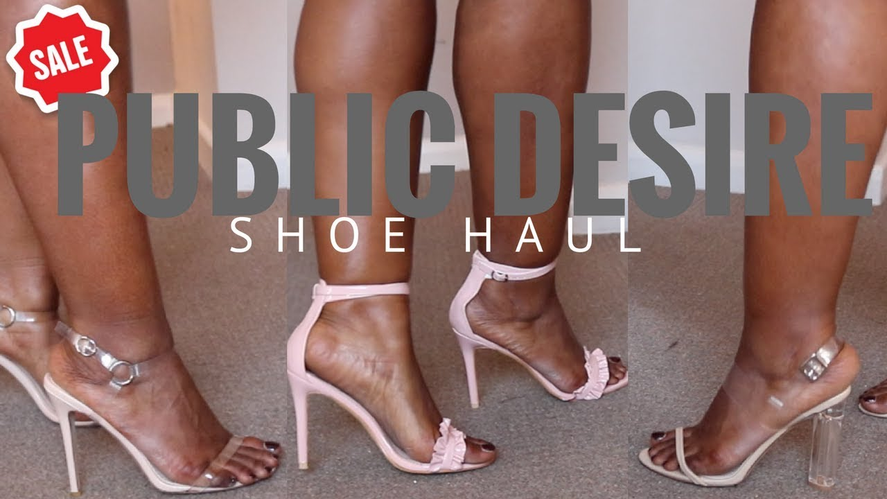 AFFORDABLE PUBLIC DESIRE SHOE HAUL, TRY ON AND HONEST REVIEW!!! | TINASHÉ IRENE