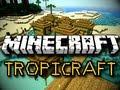 Minecraft Tropicraft Mod TROPICAL REALM, PALM TREES, MORE Ver 3.0.2 HD