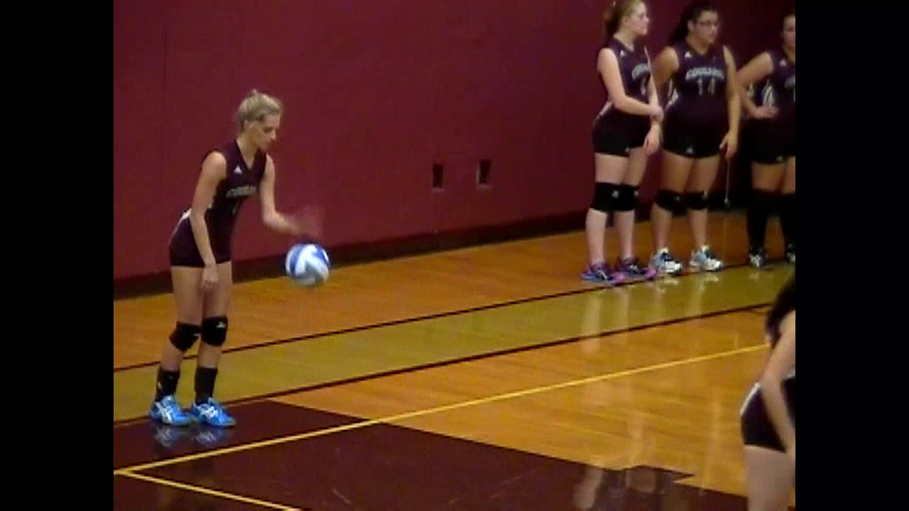NCCS - Ausable Valley Volleyball  9-18-12