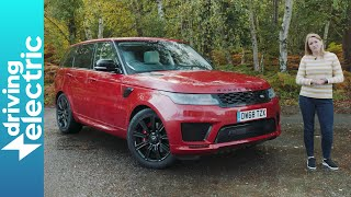 Range Rover Sport P400e review – DrivingElectric