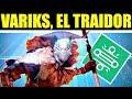 Destiny 2: VARIKS Y LA CASA DEL JUICIO NOS HAN TRAICIONADO