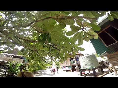 Solomon Islands Western Province Village Walk