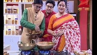 Rannaghor - Zee Bangla Food Recipe - Epi 3256 - Sudipa Mukherjee - Cooking Show Tv Serial - Webisode